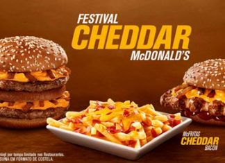 Cheddar McRib Barbecue