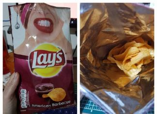Lay's American Barbecue